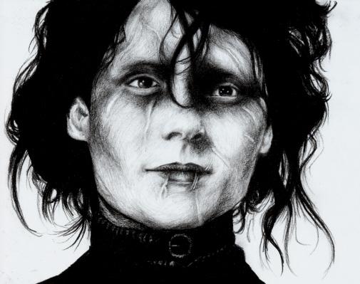 Johnny Depp by inkq